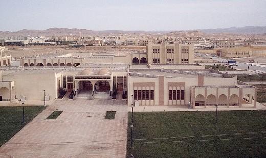 بسكرة بوابة الصحراء الجازئرية Biskra-universite
